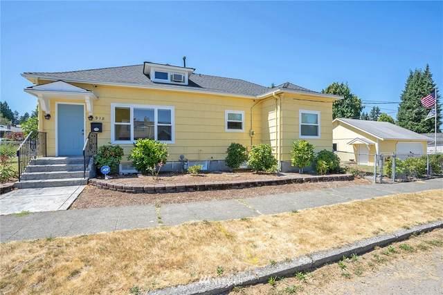 918 S Alder Street, Tacoma, WA 98405 (#1811301) :: Pickett Street Properties