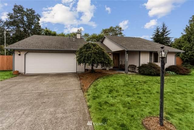 9201 Donna Court SE, Olympia, WA 98513 (#1811345) :: Ben Kinney Real Estate Team