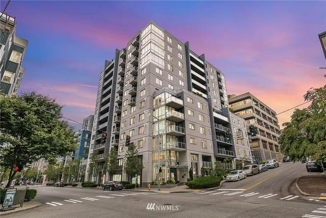 76 Cedar Street #909, Seattle, WA 98121 (#1811365) :: Shook Home Group