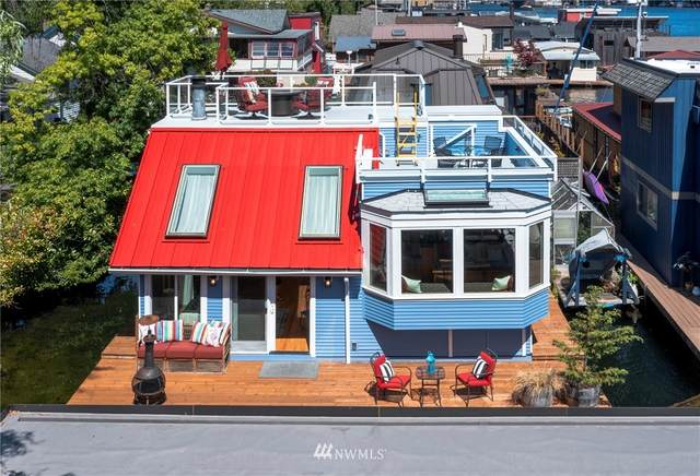 3110 Portage Bay Place E #B, Seattle, WA 98102 (#1811409) :: Keller Williams Realty