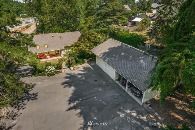 15512 NE 60th Street, Redmond, WA 98052 (#1811419) :: Keller Williams Western Realty