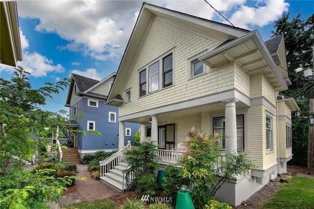 917 17th Avenue A, Seattle, WA 98122 (#1811432) :: Lucas Pinto Real Estate Group