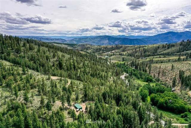 0 Cooper Gulch Road, Chelan, WA 98816 (#1811441) :: Keller Williams Western Realty