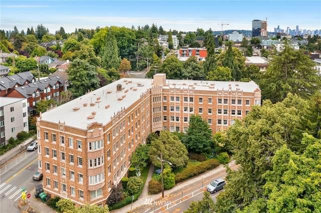 5810 Cowen Place NE #3, Seattle, WA 98105 (#1811458) :: Stan Giske