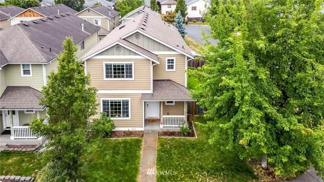 18114 97th Avenue E, Puyallup, WA 98375 (#1811510) :: Keller Williams Realty