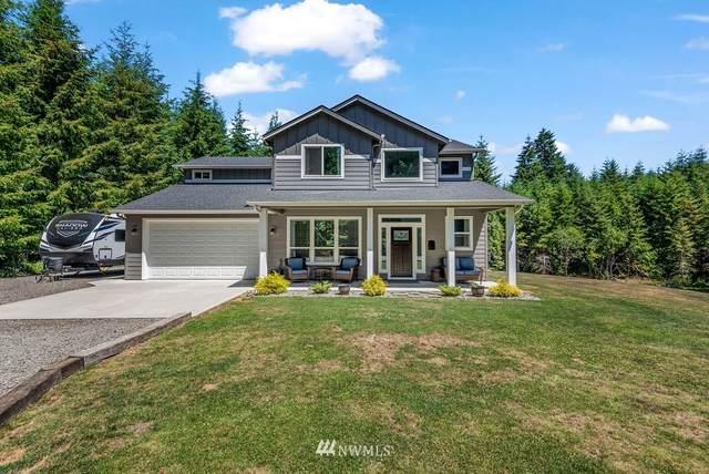 983 Lookout Road, Castle Rock, WA 98611 (#1811532) :: Ben Kinney Real Estate Team