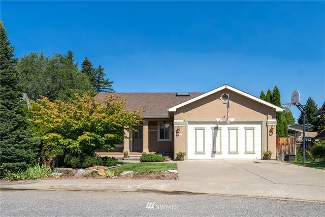 1735 Manhattan Drive, East Wenatchee, WA 98802 (#1811557) :: Ben Kinney Real Estate Team