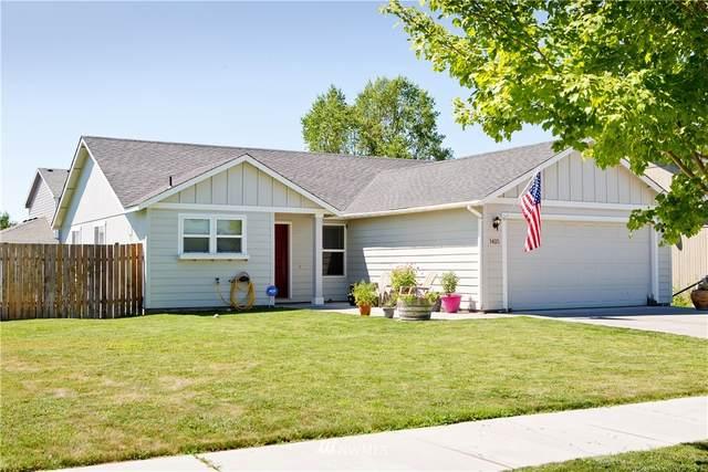 1405 Megan Drive, Moses Lake, WA 98837 (#1811559) :: Lucas Pinto Real Estate Group