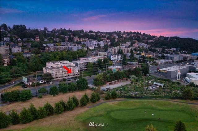 2530 15th Avenue W #305, Seattle, WA 98119 (#1811561) :: Better Properties Real Estate
