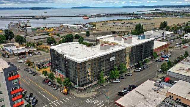 2824 Grand Avenue A411, Everett, WA 98201 (#1811658) :: Front Street Realty