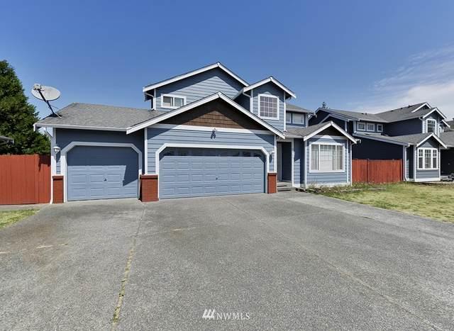 9820 S 242nd Place, Kent, WA 98030 (#1811670) :: Urban Seattle Broker