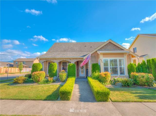 494 Bondgard Avenue E, Enumclaw, WA 98022 (#1811689) :: Hauer Home Team