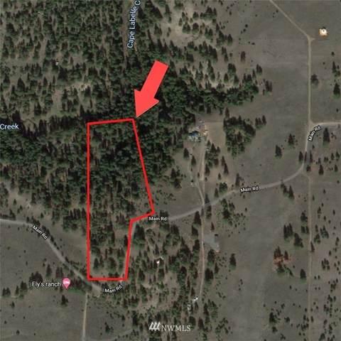 1 Main Road, Tonasket, WA 98840 (MLS #1811816) :: Nick McLean Real Estate Group