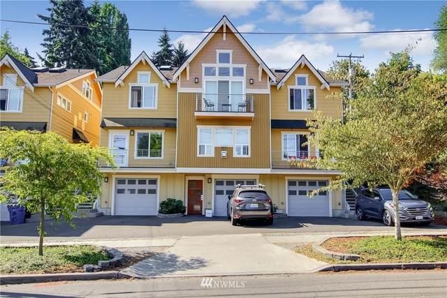 21 W Florentia Street, Seattle, WA 98109 (#1811850) :: Ben Kinney Real Estate Team
