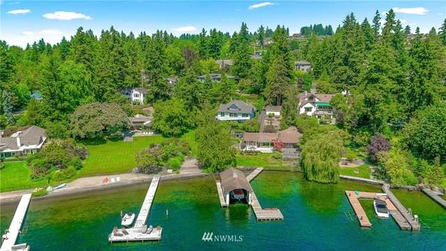 9011 Lake Washington Boulevard NE, Medina, WA 98004 (#1811879) :: Ben Kinney Real Estate Team