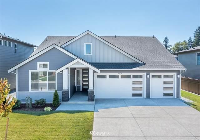 13305 SE 264th Place Lot 5, Kent, WA 98042 (#1811882) :: Lucas Pinto Real Estate Group