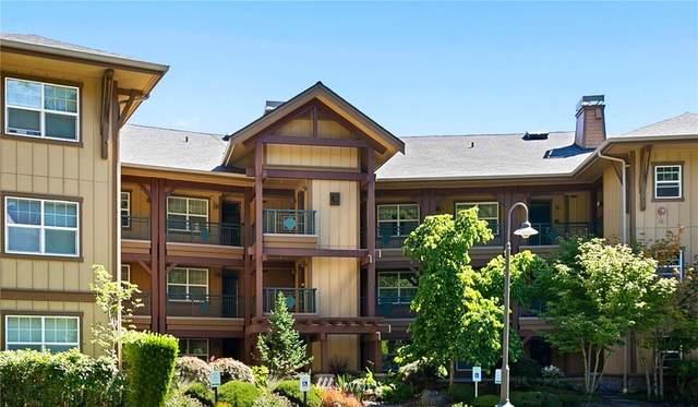 1000 Cabin Creek Lane SW C206, Issaquah, WA 98027 (#1811981) :: Mike & Sandi Nelson Real Estate