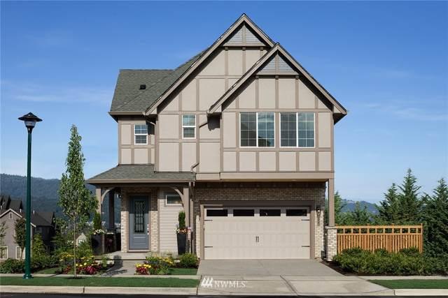 1437 Westridge (Lot 21) Way NE, Issaquah, WA 98029 (MLS #1811982) :: Community Real Estate Group