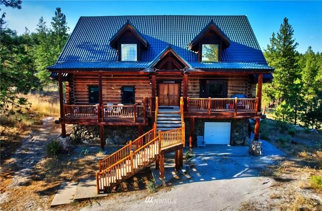 48 Cape Labelle Road, Tonasket, WA 98855 (MLS #1812129) :: Nick McLean Real Estate Group