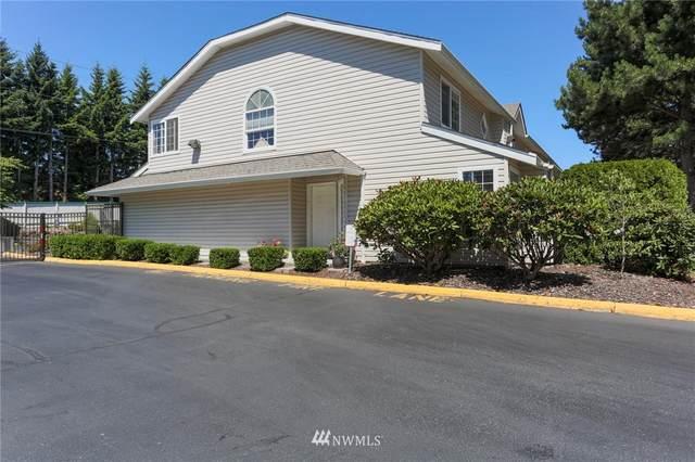 12415 4th Avenue W #4108, Everett, WA 98204 (#1812258) :: Keller Williams Realty