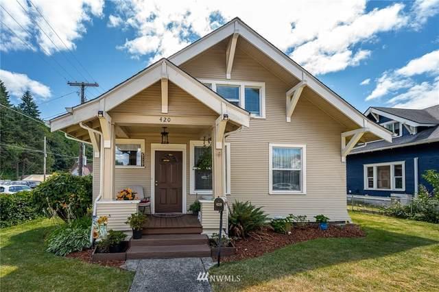 420 E Magnolia Street, Centralia, WA 98531 (#1812259) :: Stan Giske