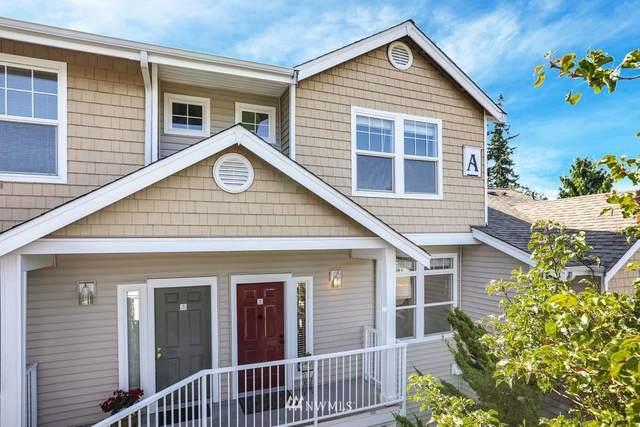 5400 Harbour Pointe Boulevard A205, Mukilteo, WA 98275 (#1812269) :: Ben Kinney Real Estate Team