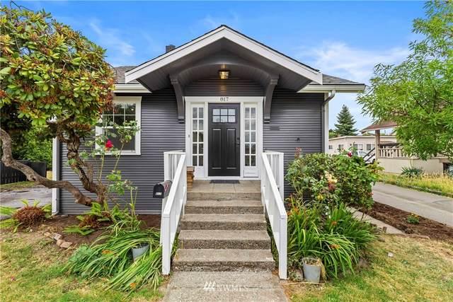 817 N 3rd Street, Renton, WA 98057 (MLS #1812301) :: Community Real Estate Group
