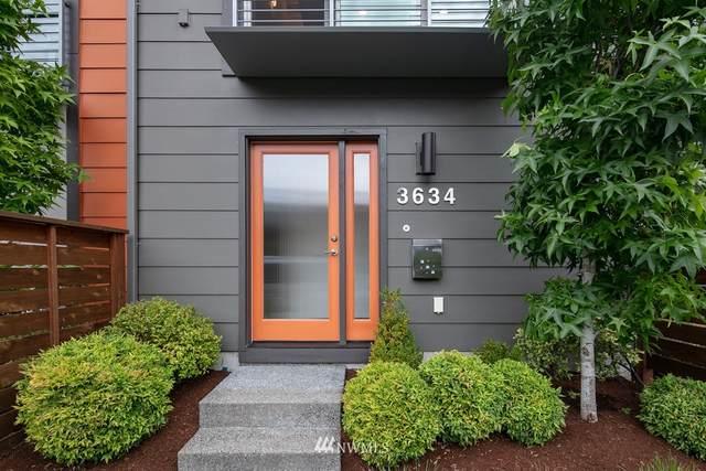 3634 73rd Place, Seattle, WA 98115 (#1812302) :: McAuley Homes