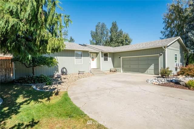214 Michael Place, Wenatchee, WA 98801 (#1812310) :: Canterwood Real Estate Team