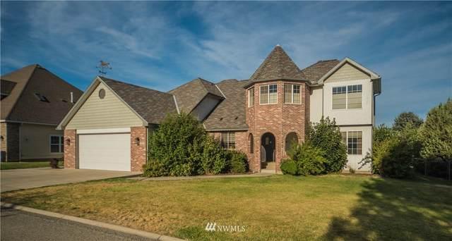 1300 N Thayer Avenue, Ellensburg, WA 98926 (#1812318) :: Pickett Street Properties