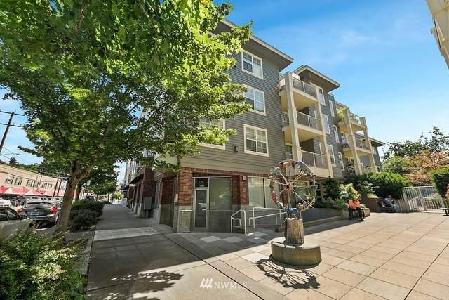 2901 NE Blakeley Street #428, Seattle, WA 98105 (#1812359) :: Lucas Pinto Real Estate Group