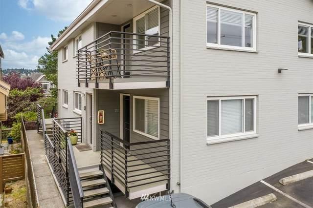 2818 NW 56th Street #302, Seattle, WA 98107 (#1812382) :: NextHome South Sound