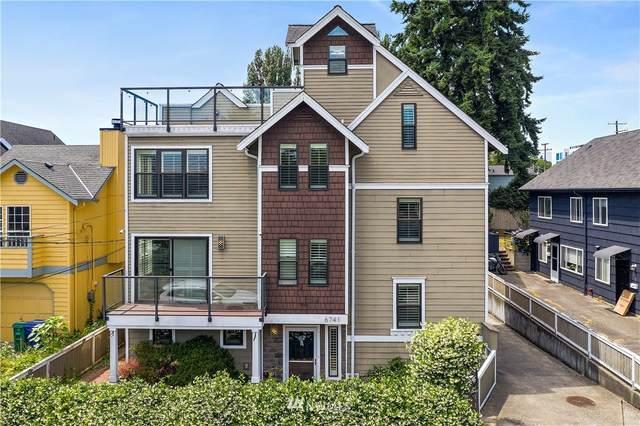 6741 14th Avenue NW, Seattle, WA 98117 (#1812391) :: Ben Kinney Real Estate Team