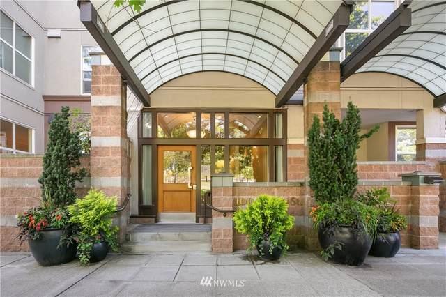 10045 NE 1st Street #124, Bellevue, WA 98004 (#1812495) :: Front Street Realty