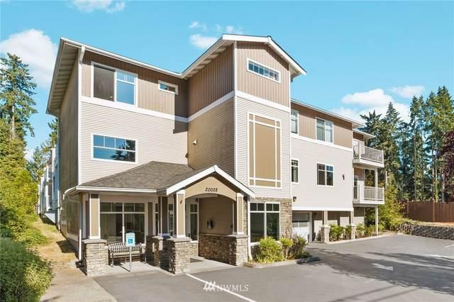 20028 15th Avenue NE #109, Shoreline, WA 98155 (#1812575) :: Better Properties Real Estate