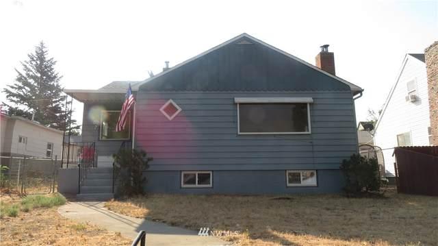 307 W 3rd Avenue, Ritzville, WA 99169 (#1812595) :: Ben Kinney Real Estate Team