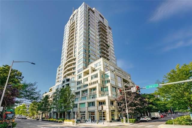 2600 2nd Avenue #213, Seattle, WA 98121 (#1812602) :: Front Street Realty