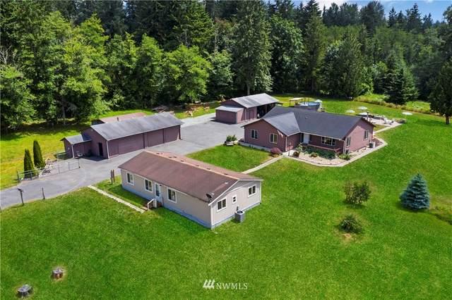 13918 Kapowsin Highway E, Graham, WA 98338 (#1812606) :: Alchemy Real Estate