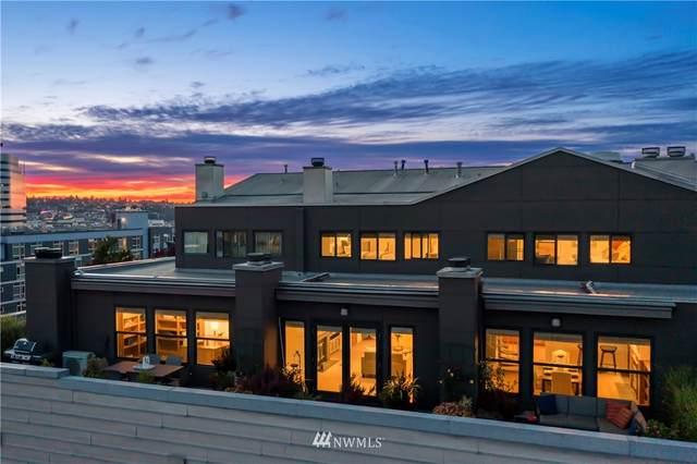 417 E Pine Street #406, Seattle, WA 98122 (#1812616) :: The Kendra Todd Group at Keller Williams