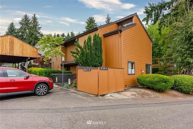 3400 108th Place NE #2, Bellevue, WA 98004 (#1812668) :: Tribeca NW Real Estate
