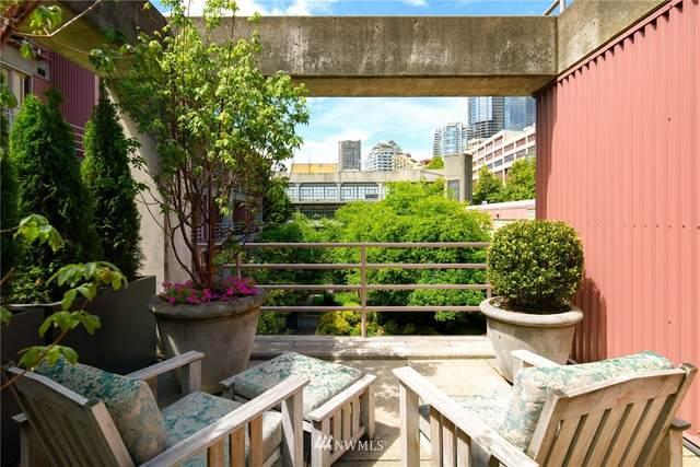 1425 Western Avenue S303, Seattle, WA 98101 (#1812680) :: Front Street Realty