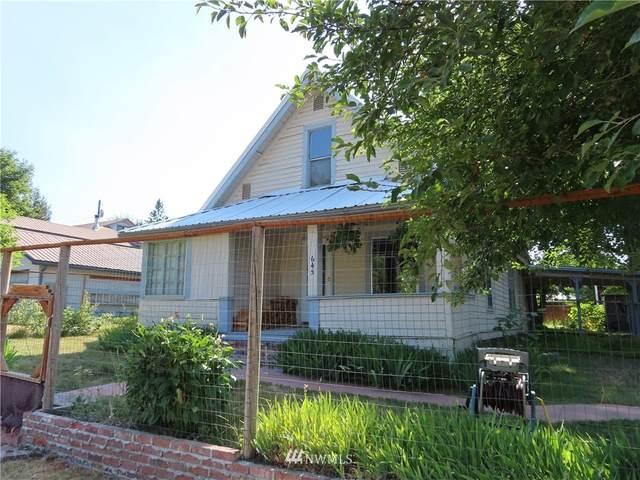 645 S Monroe, Republic, WA 99166 (#1812695) :: Ben Kinney Real Estate Team