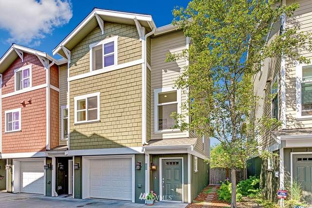 3633 Wallingford Avenue N C, Seattle, WA 98103 (#1812713) :: Icon Real Estate Group