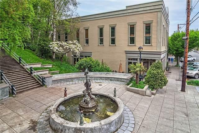 842 Washington Street #203, Port Townsend, WA 98368 (#1812725) :: Ben Kinney Real Estate Team