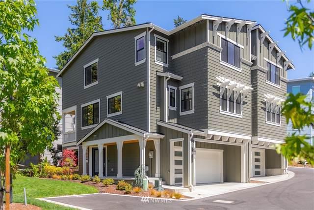 7822 NE 121st Lane A, Kirkland, WA 98034 (#1812815) :: McAuley Homes