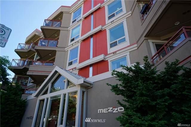 711 E Denny Way #402, Seattle, WA 98122 (#1812988) :: Canterwood Real Estate Team