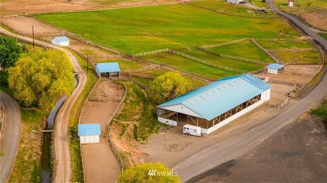 701 Perry Road, Ellensburg, WA 98926 (MLS #1813005) :: Nick McLean Real Estate Group