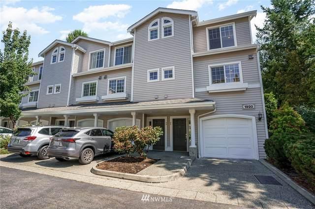 1920 132nd Avenue SE #65, Bellevue, WA 98005 (#1813071) :: Pickett Street Properties
