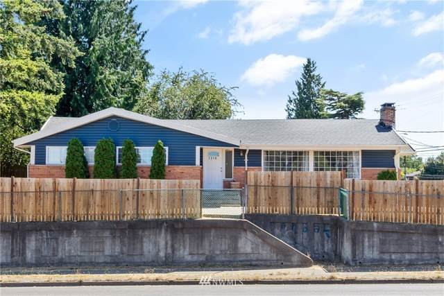 1316 S 72nd Street, Tacoma, WA 98408 (#1813170) :: Priority One Realty Inc.