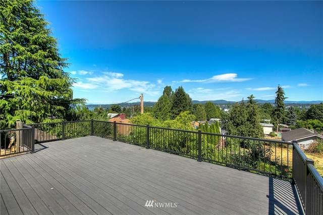 11616 80th Avenue S, Seattle, WA 98178 (#1813227) :: NW Homeseekers